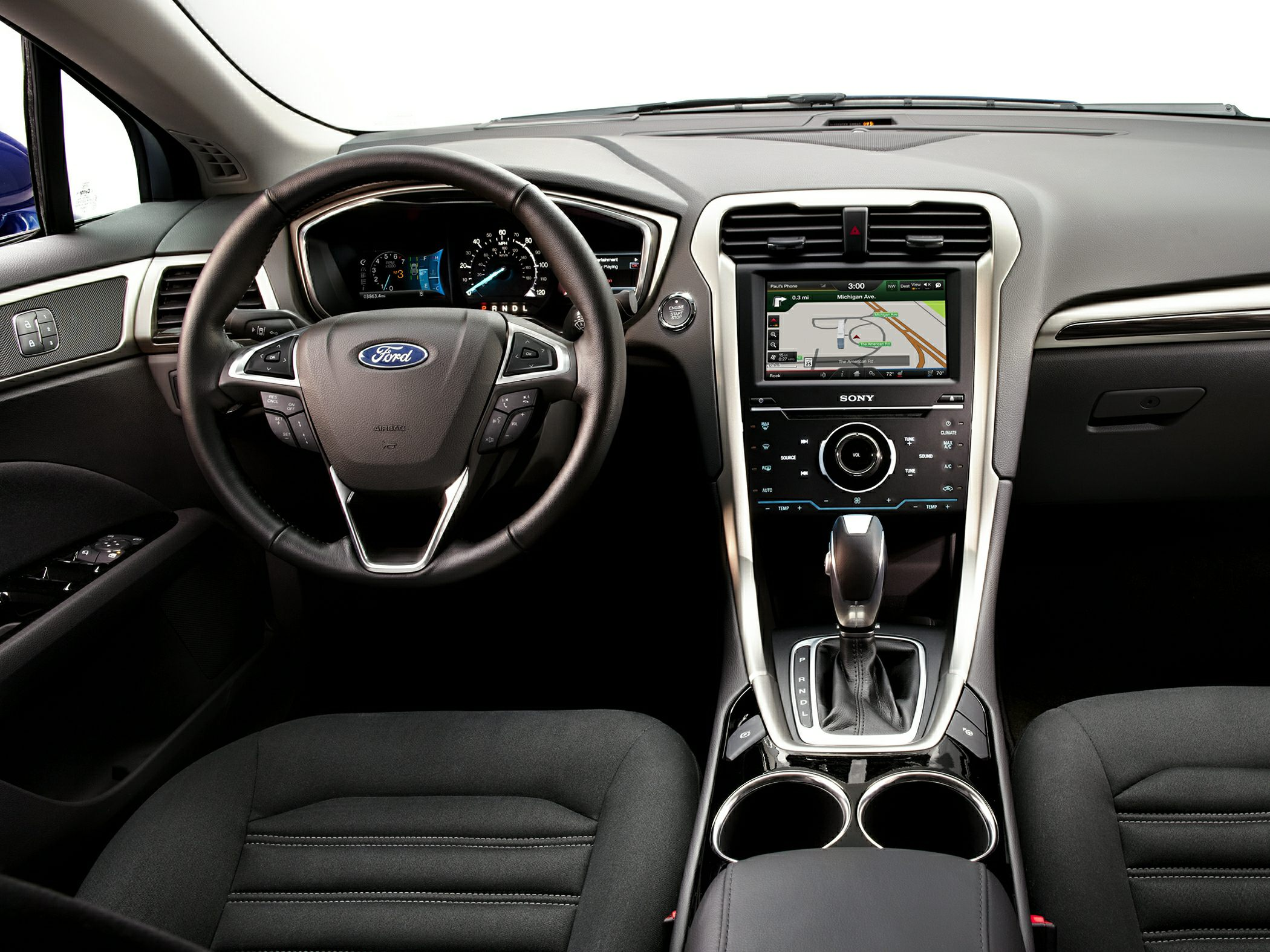 2014 Ford Fusion #13