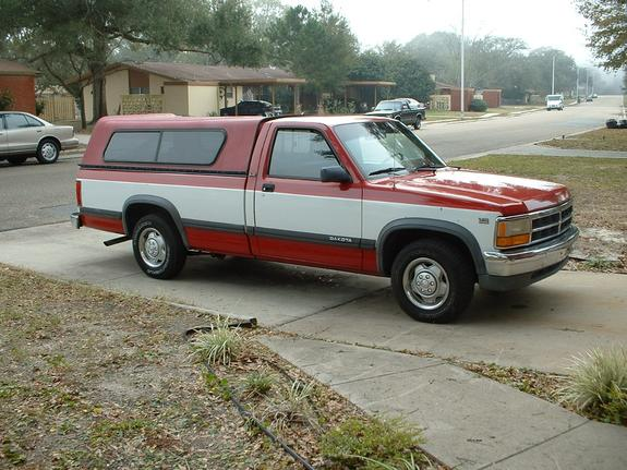 1991 Dodge Dakota #10