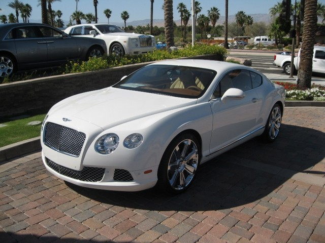 2012 Bentley Continental Gt Photos Informations Articles