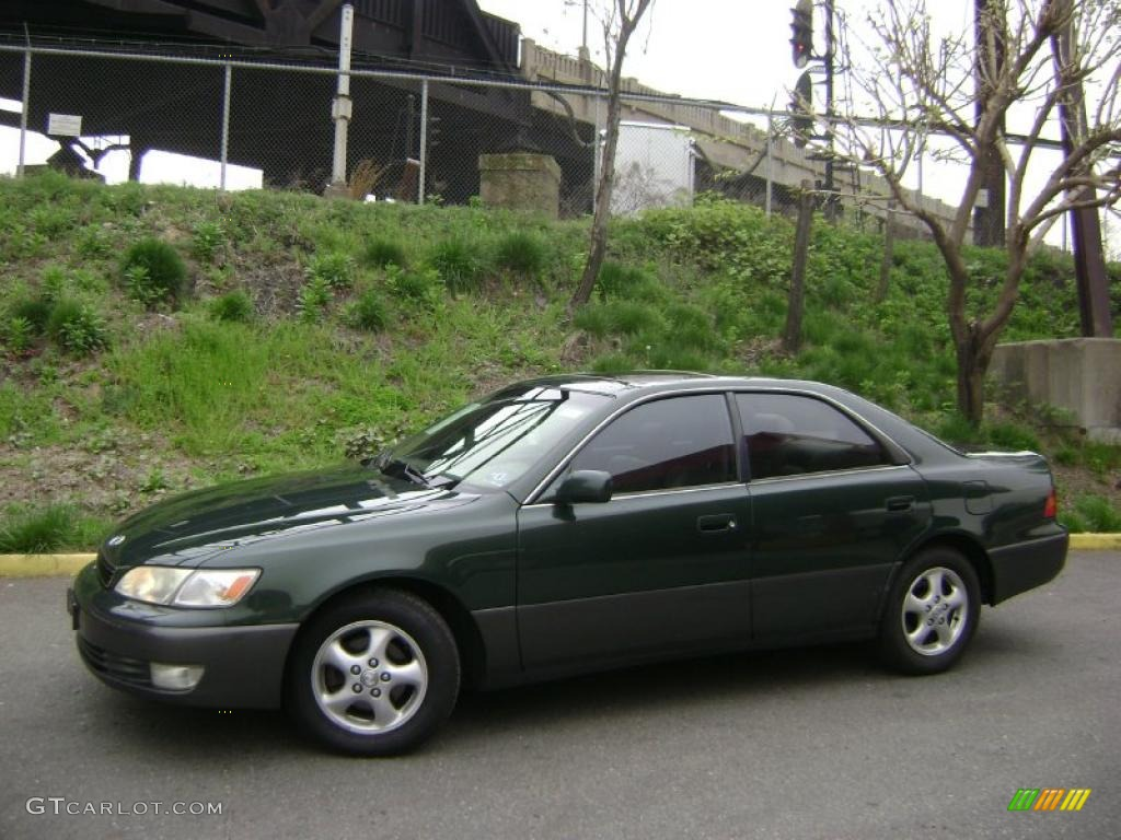 1999 Lexus IS #9