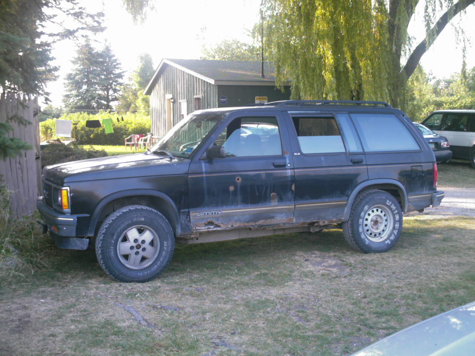 1992 GMC Jimmy #11