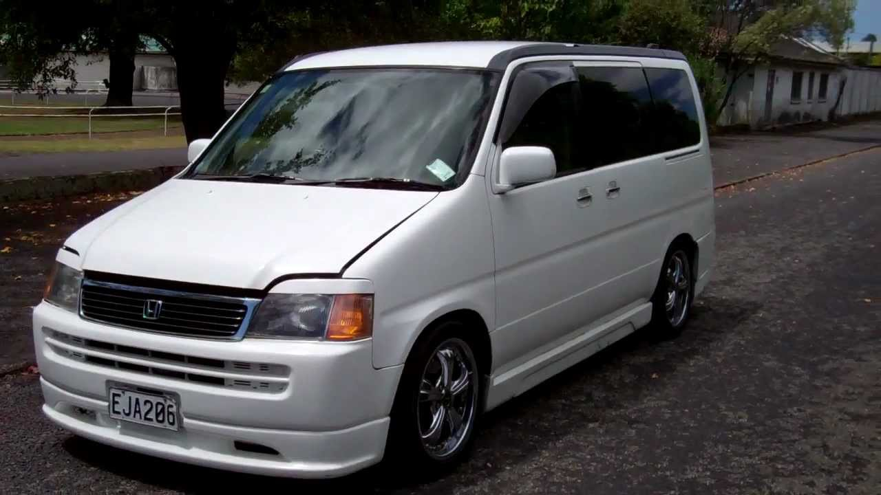 1998 Honda Step Wagon #5