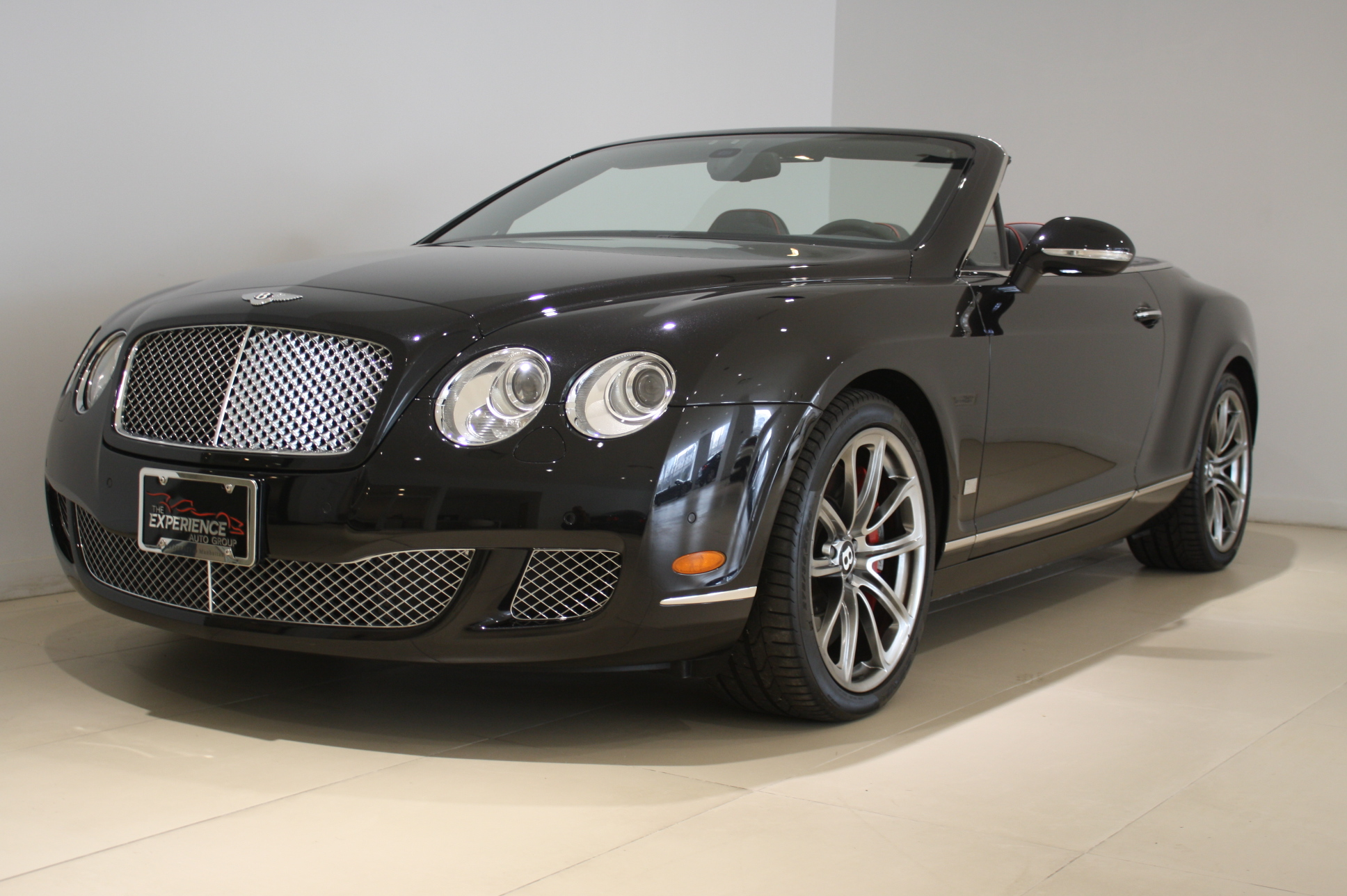 2011 Bentley Continental Gtc Speed #14