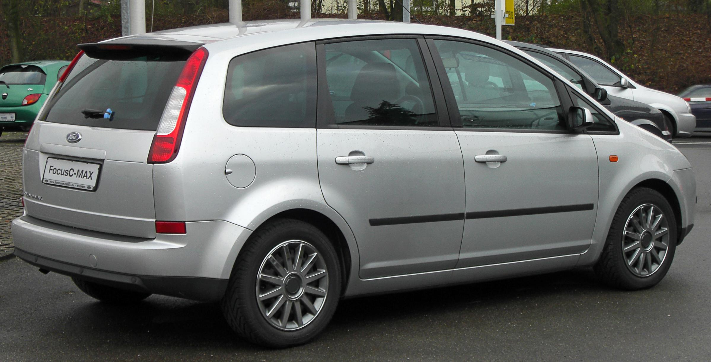 2010 Ford C-Max #13