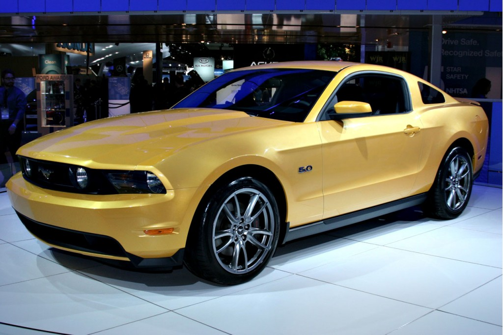 2011 Ford Mustang #6