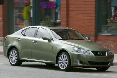 2007 Lexus IS #13