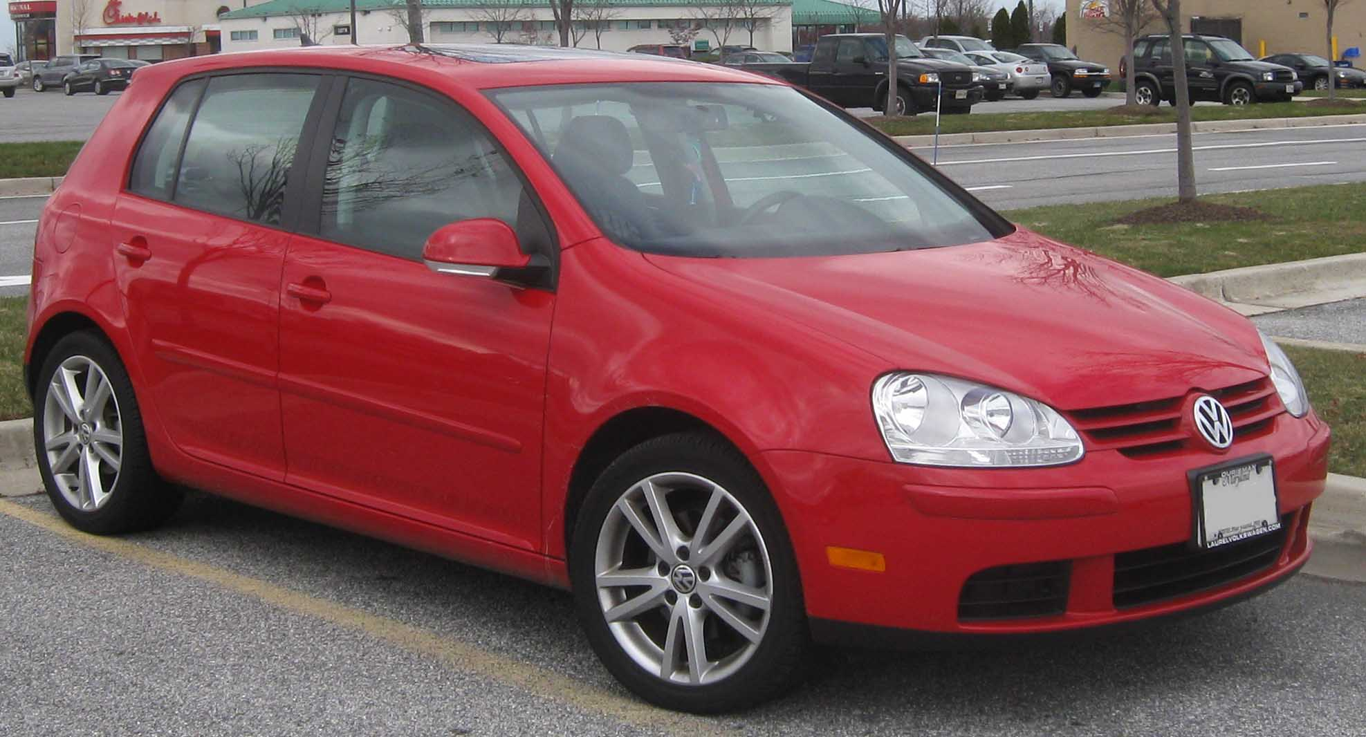 2007 Volkswagen Rabbit #2