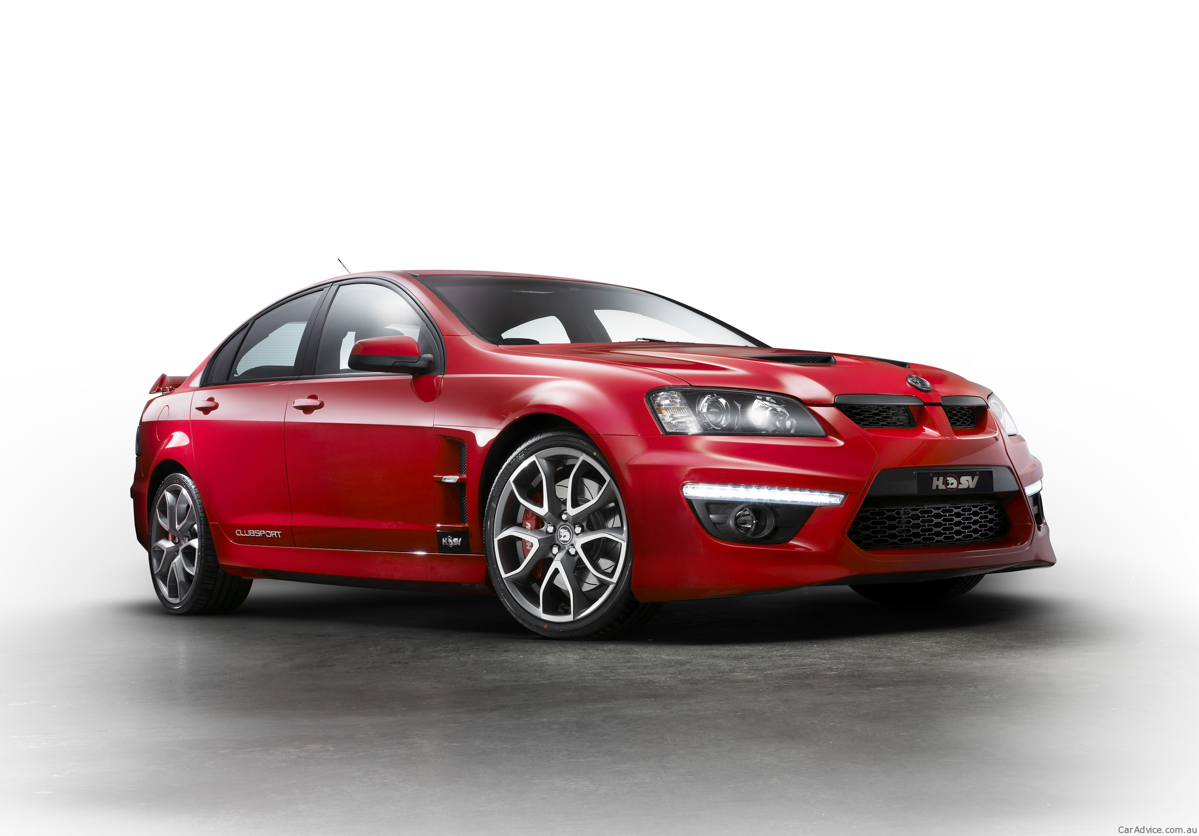 Holden Clubsport #9