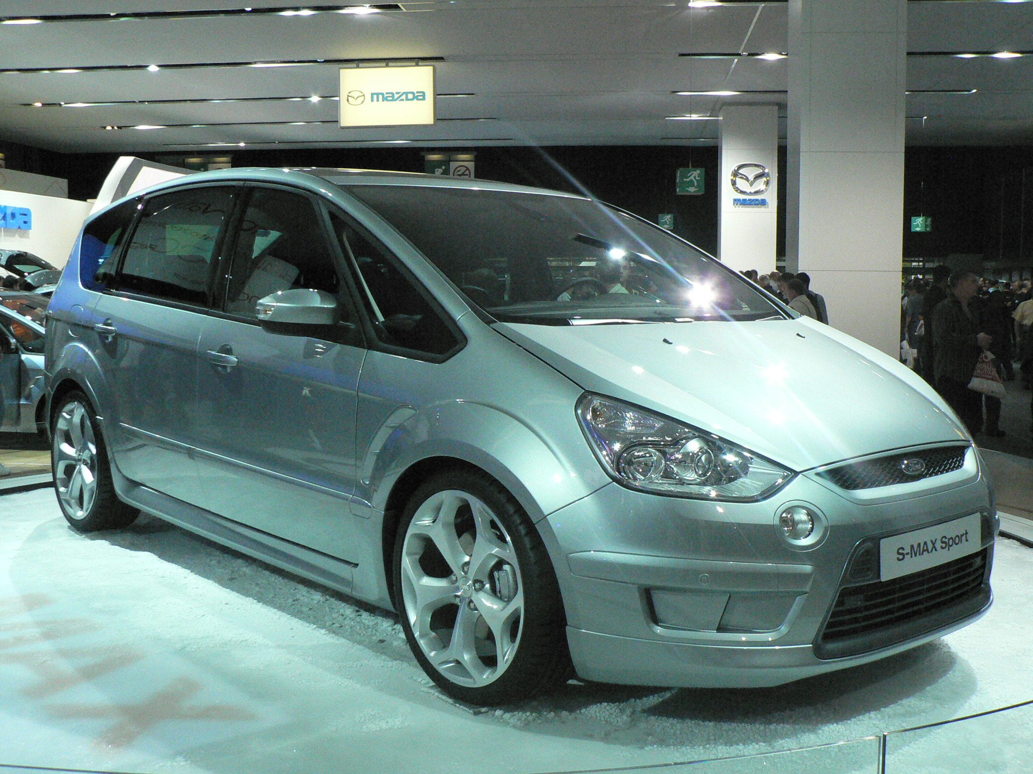 2006 Ford S-Max #7