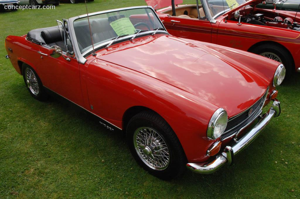1971 mg midget replicas phrase simply