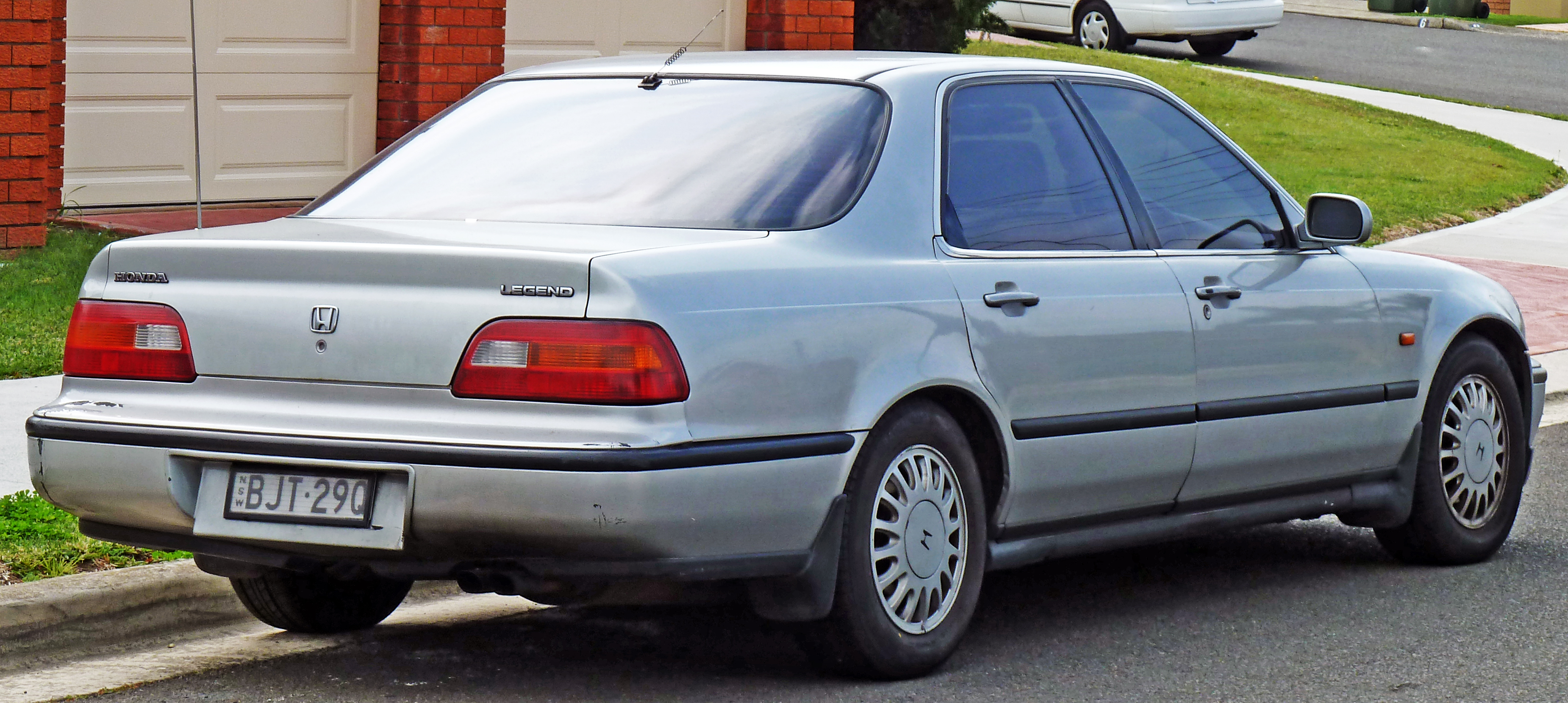 1991 Honda Legend #4