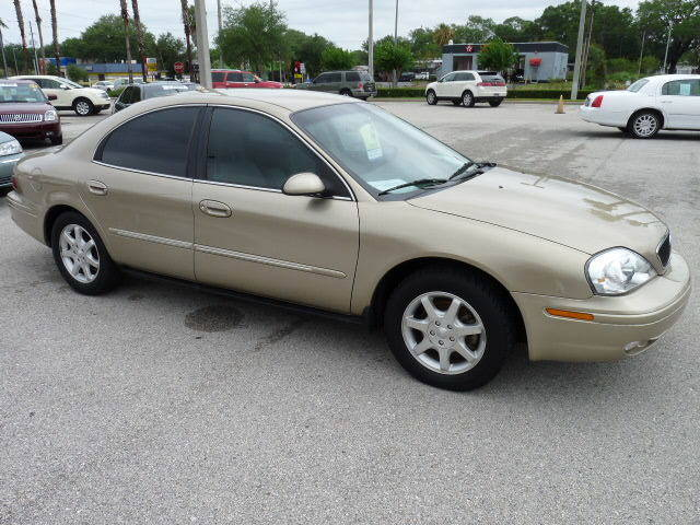 2001 Mercury Sable #4