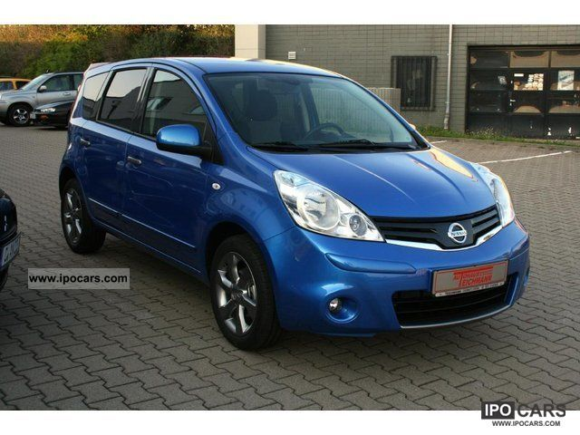 2012 Nissan Note #8