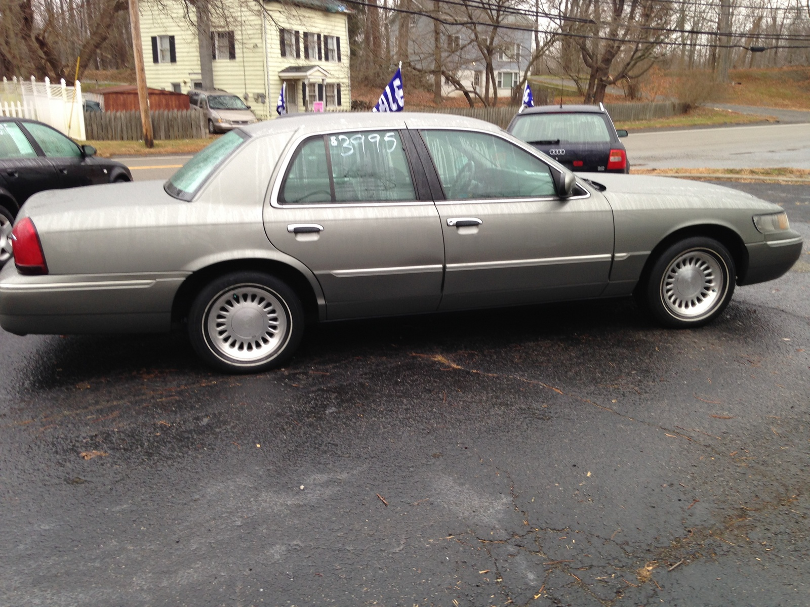 1998 Mercury Grand Marquis #17