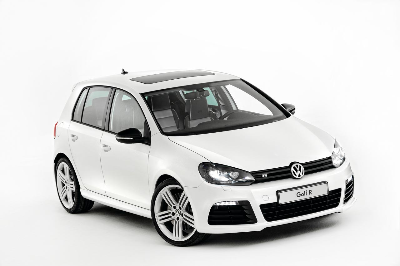 2012 Volkswagen Golf #5