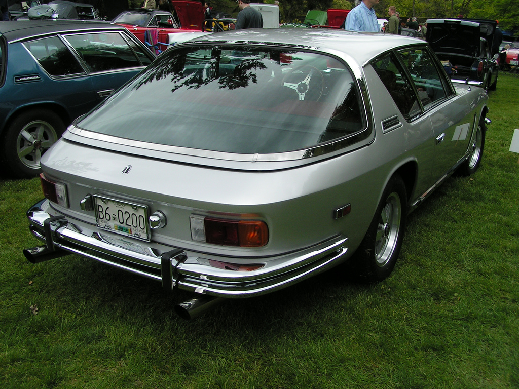 1993 Jensen Interceptor #2