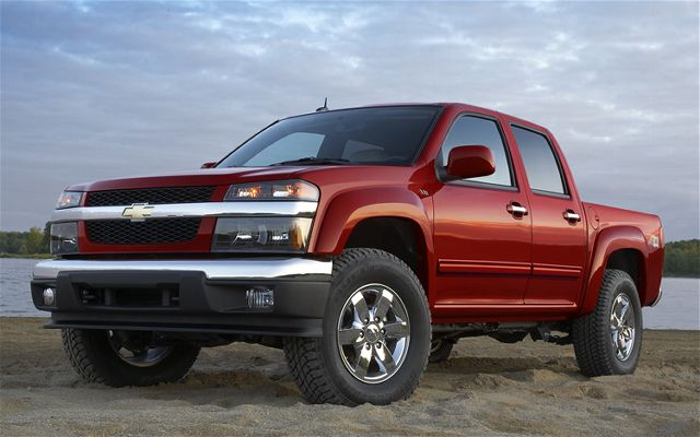 2011 Chevrolet Colorado #3