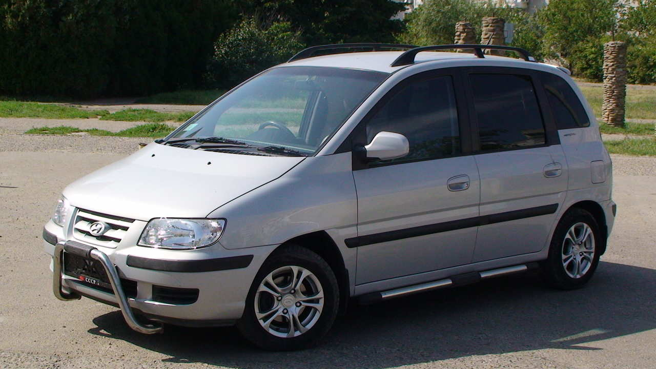 2005 Hyundai Matrix #11
