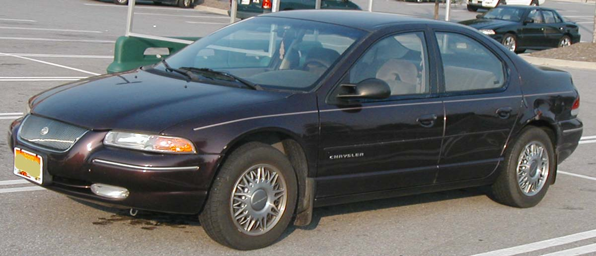 1995 Chrysler Cirrus #12
