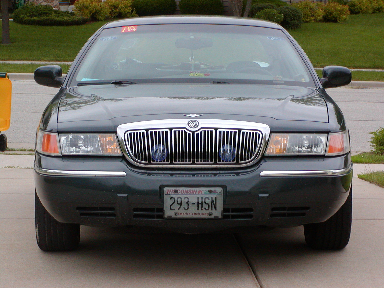 1998 Mercury Grand Marquis #11