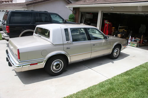1991 chrysler new yorker photos informations articles for 1993 chrysler new yorker salon