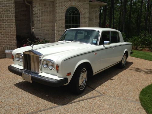 1976 Rolls royce Silver Shadow #17