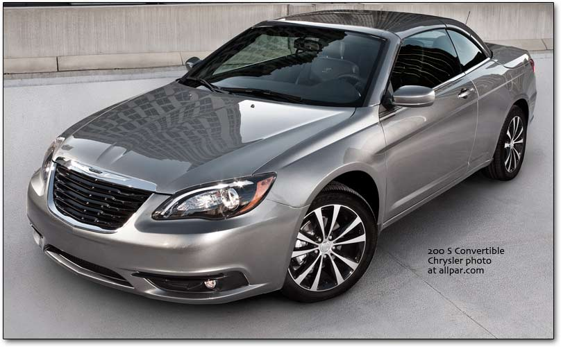 Chrysler 200 CONVERTIBLE #13