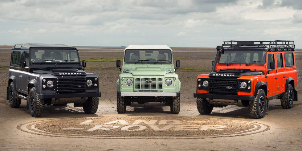 Land Rover Defender #17