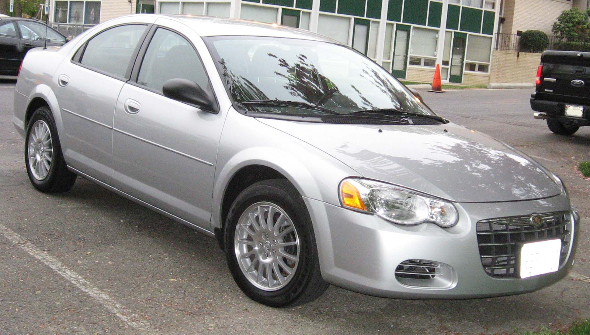 2004 Chrysler Sebring #5