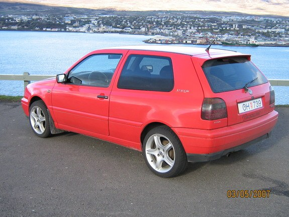 1998 Volkswagen Golf #7