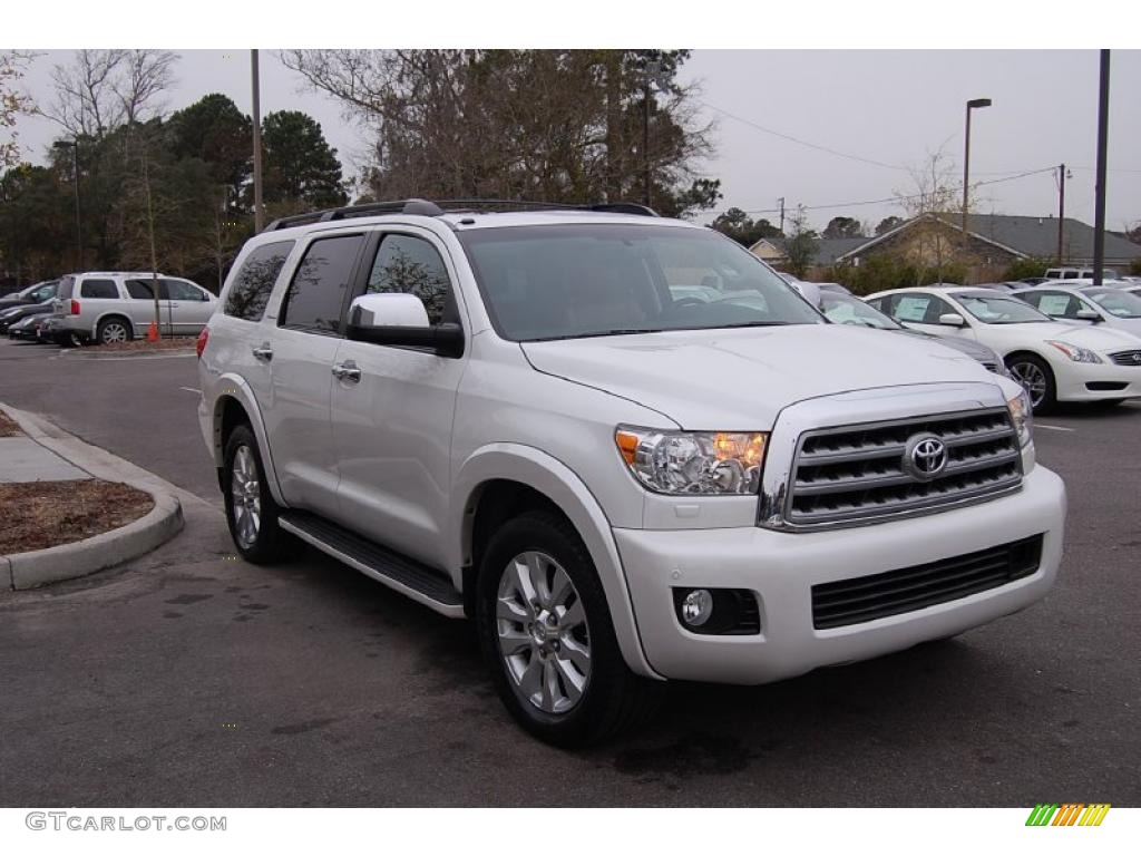 2008 toyota sequoia photos informations articles. Black Bedroom Furniture Sets. Home Design Ideas