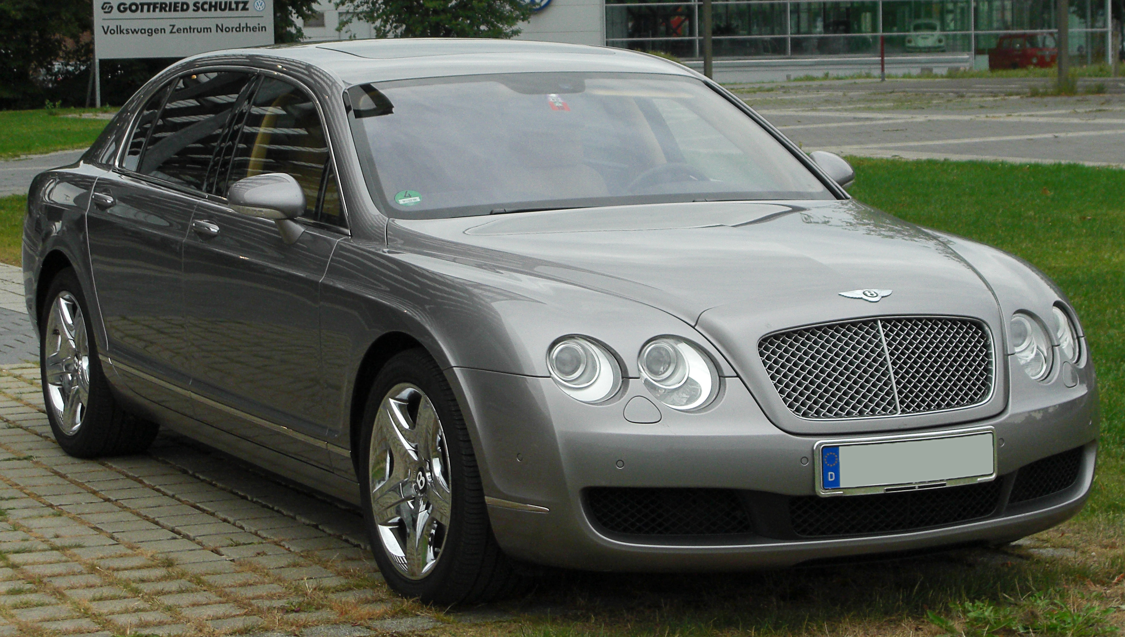 2010 Bentley Continental Flying Spur s Informations Articles