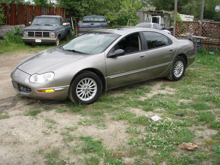1999 Chrysler Concorde #10