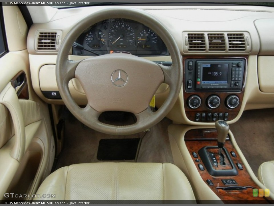 2005 Mercedes-Benz ML #6