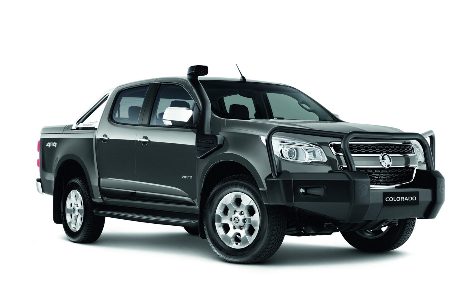 Holden Colorado #16