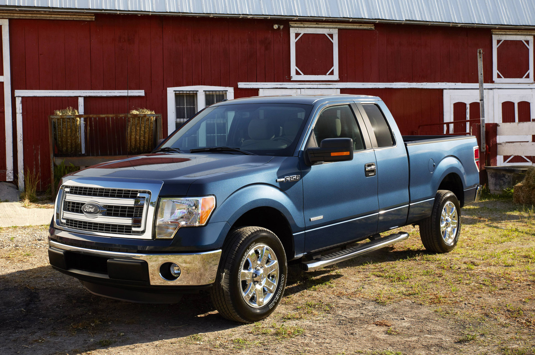 2014 Ford F-150 #5