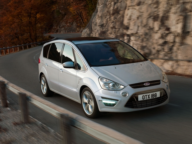 2012 Ford S-Max #5