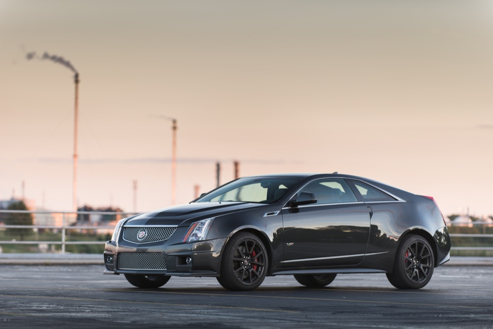 2015 Cadillac Cts-v Coupe #6