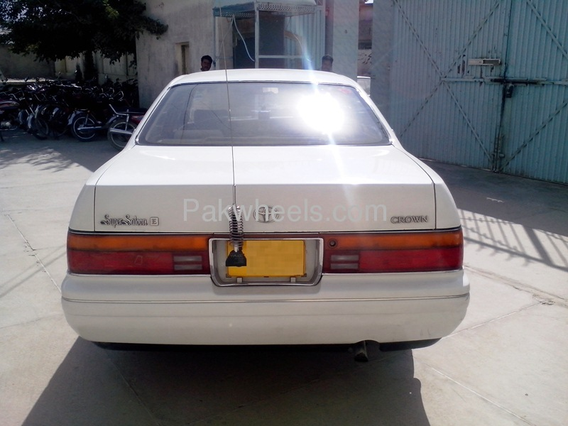1995 Toyota Crown #10