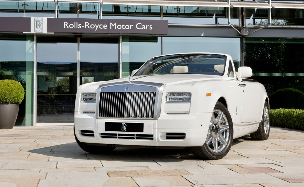Rolls royce Phantom Drophead Coupe #8
