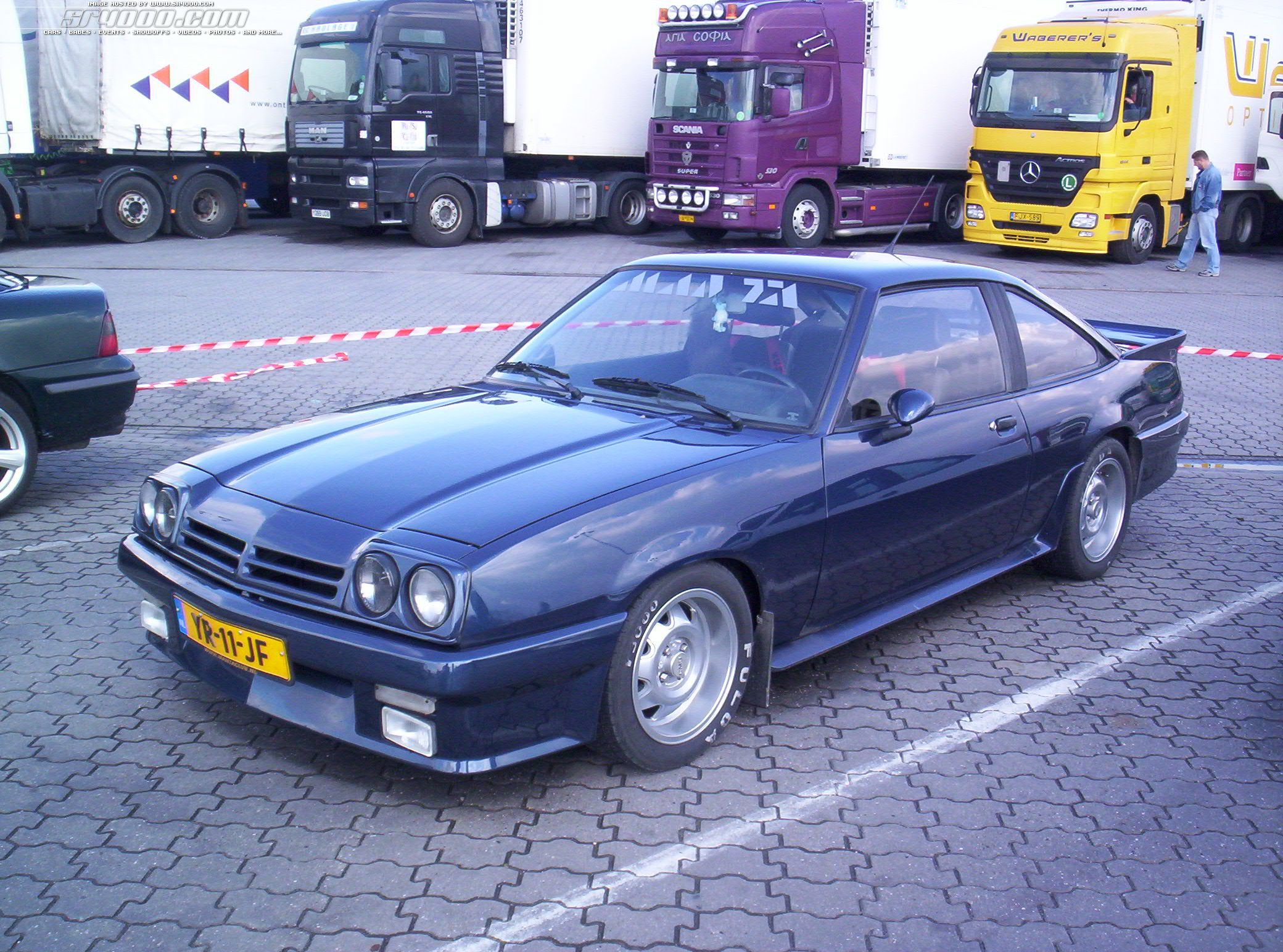 opel manta photos informations articles. Black Bedroom Furniture Sets. Home Design Ideas