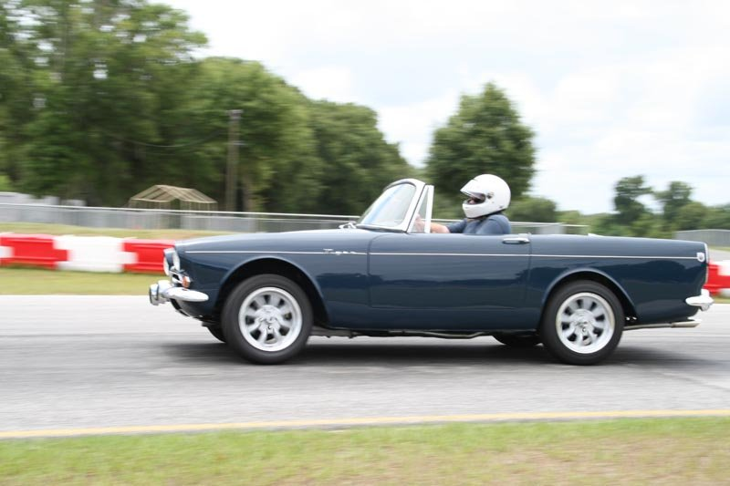 1965 Sunbeam Tiger #19