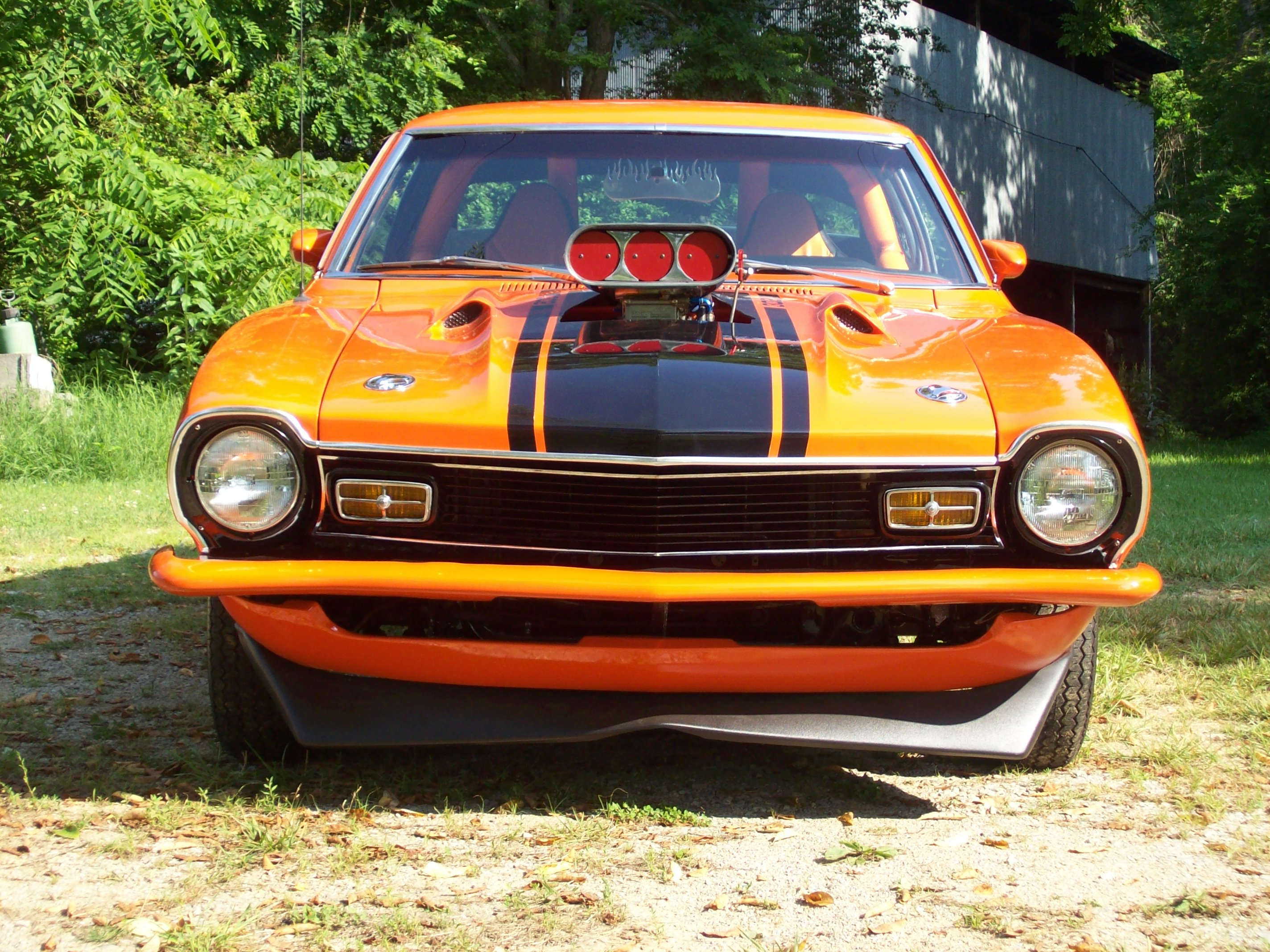 1974 Ford Maverick #15