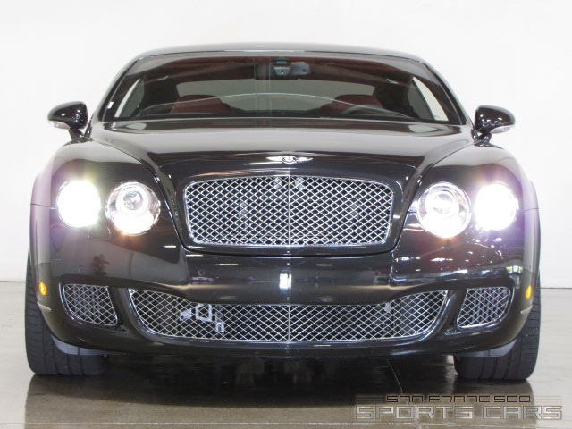 2008 Bentley Continental Gt Speed #16