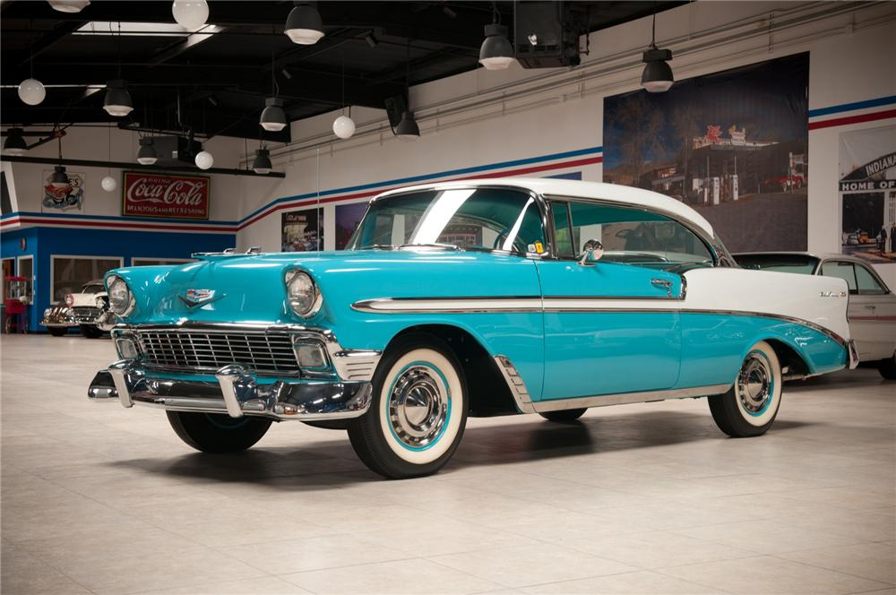 1956 Chevrolet Bel Air #7