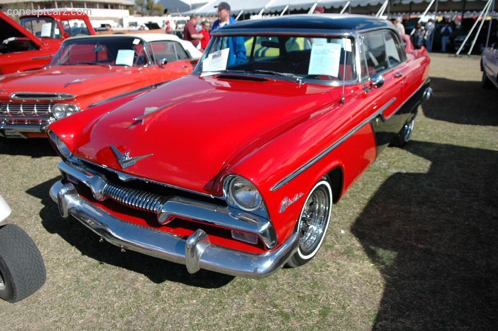1955 Plymouth Belvedere #17