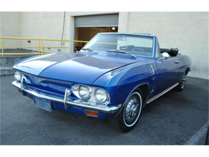 1968 Chevrolet Corvair #7