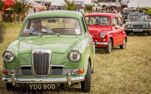 1960 Riley One-Point-Five #17
