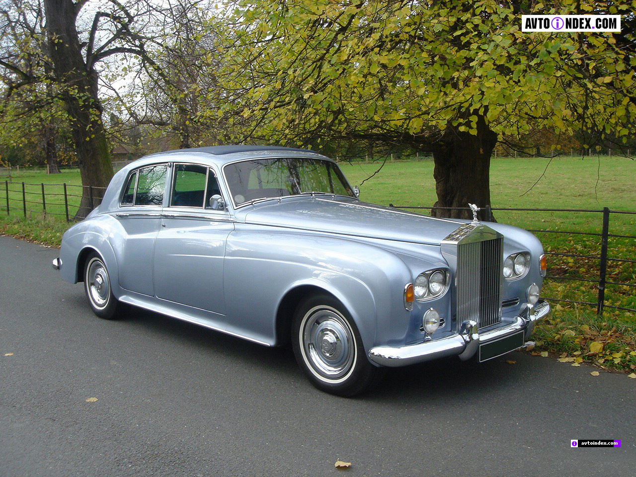 Rolls royce Silver Cloud #8
