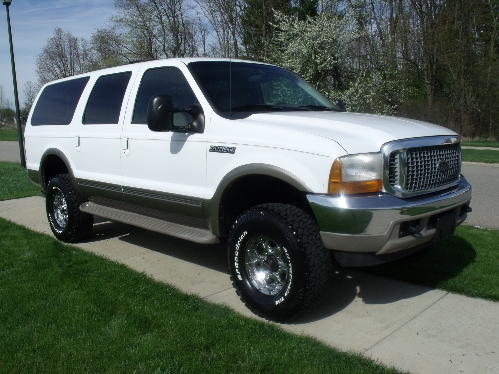 2000 Ford Excursion #1